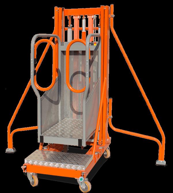 Podnośnik osobowy Up lift 5 – HD 200