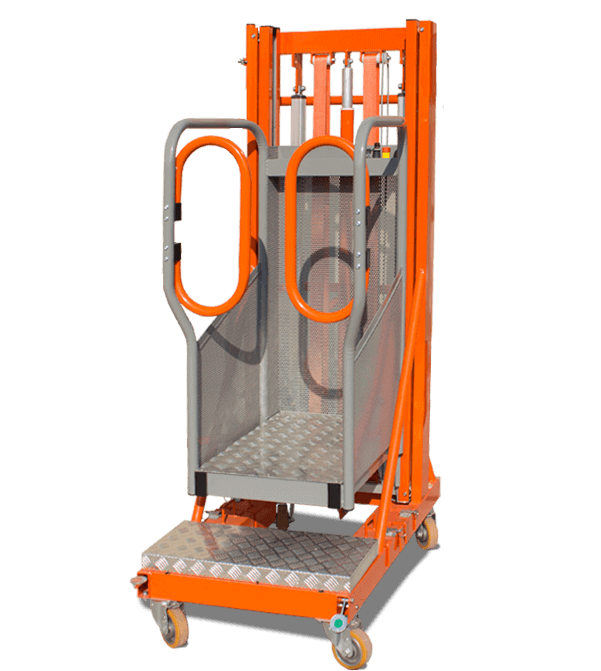 Podnośnik osobowy Up Lift 5 - HD 120
